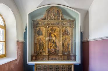 franjevacki samostan 20 370x245 - Umjetnički inventar