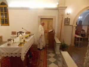 DSCN3891 300x225 - Proslava Gospe Snježne patron samostana i crkve  i zaštitnica grada Cavtata