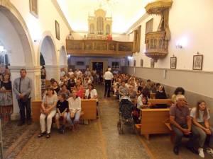 DSCN3892 300x225 - Proslava Gospe Snježne patron samostana i crkve  i zaštitnica grada Cavtata
