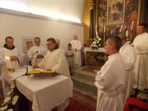 DSCN3896 300x225 - Proslava Gospe Snježne patron samostana i crkve  i zaštitnica grada Cavtata