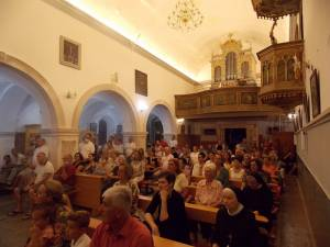 DSCN4226 300x225 - Uzoriti Vinko kardinal Puljić na proslavi Gospe Snježne u Cavtatu