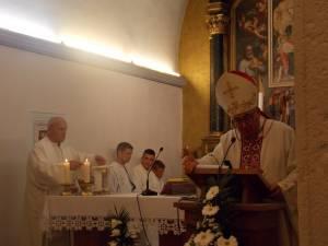 DSCN4230 300x225 - Uzoriti Vinko kardinal Puljić na proslavi Gospe Snježne u Cavtatu