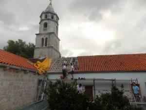 DSCN4249 300x225 - Započeta rekonstrukcija i obnova Crkve Gospe od Snijega u Cavtatu